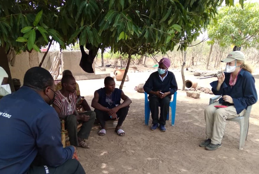 Community Leaders Help to End Malaria