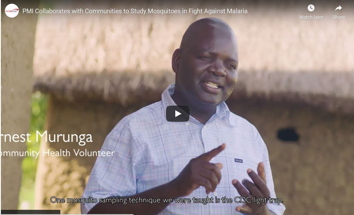 PMI Collaborates with Communities to Beat Malaria